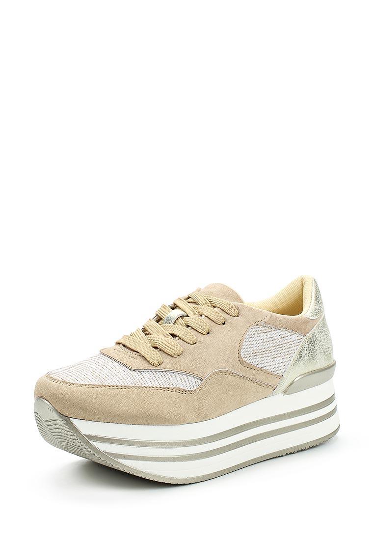 Женские кроссовки Ideal Shoes Z-2781