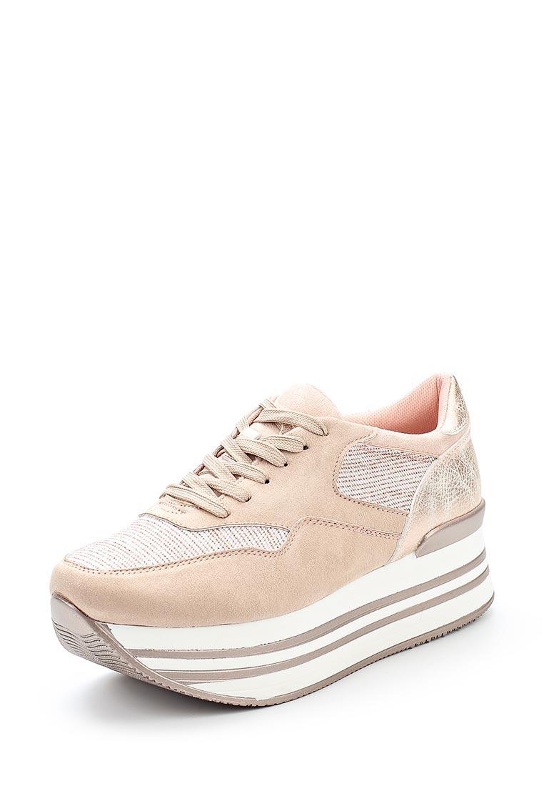 Женские кеды Ideal Shoes Z-2781