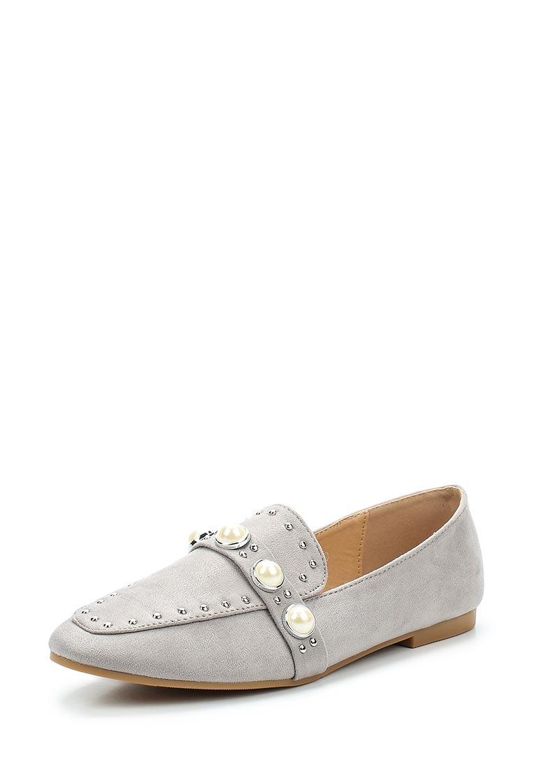 Женские лоферы Ideal Shoes ST-2789