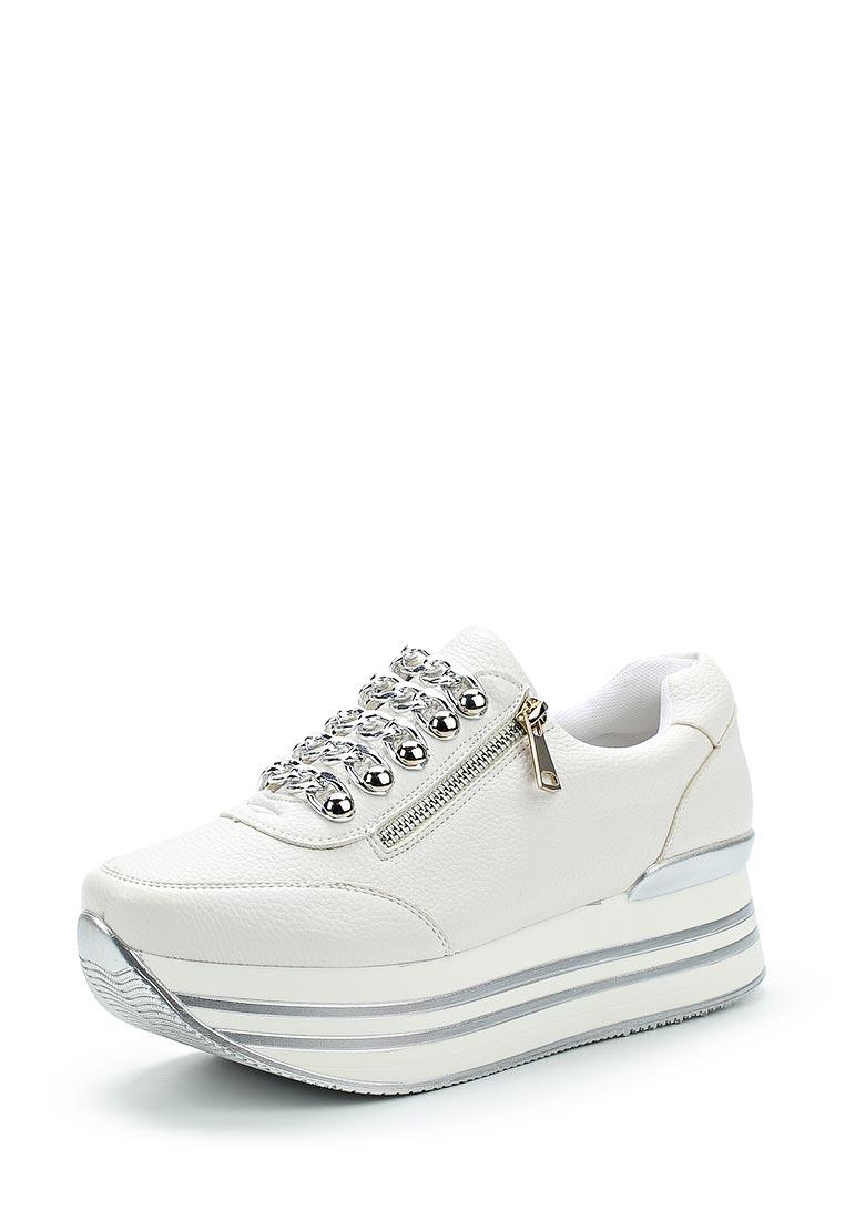 Женские кроссовки Ideal Shoes Z-2778