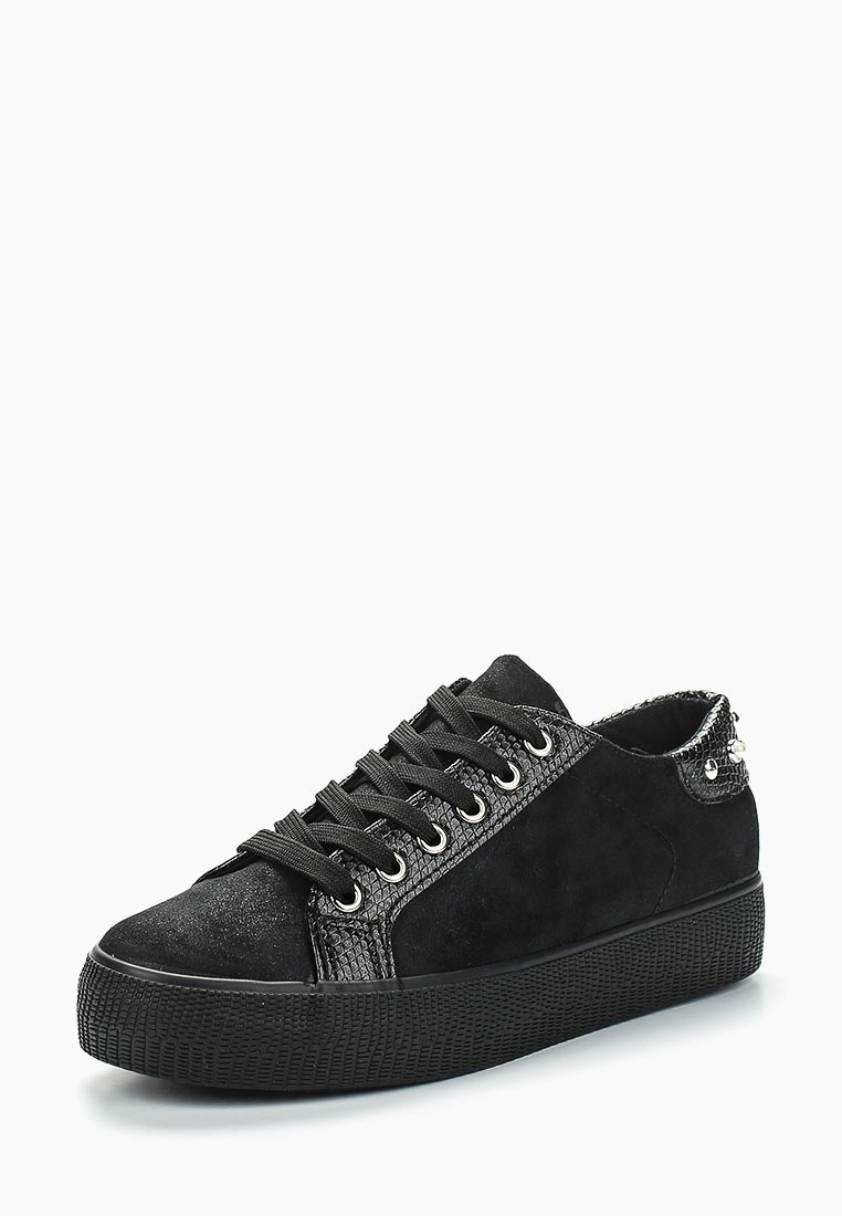 Женские кеды Ideal Shoes B-6826