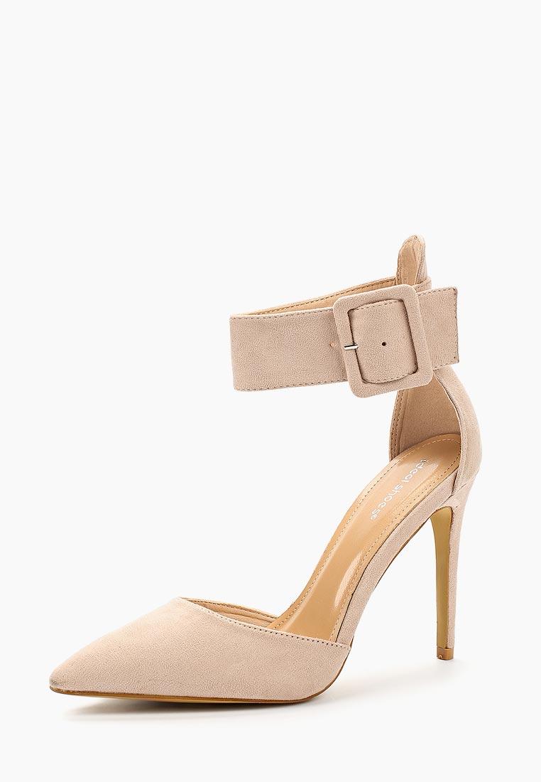 Женские туфли Ideal Shoes D-1210-1