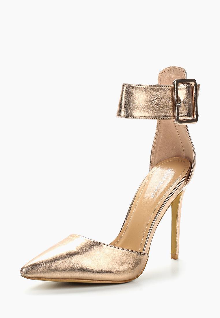 Женские туфли Ideal Shoes D-1210-2