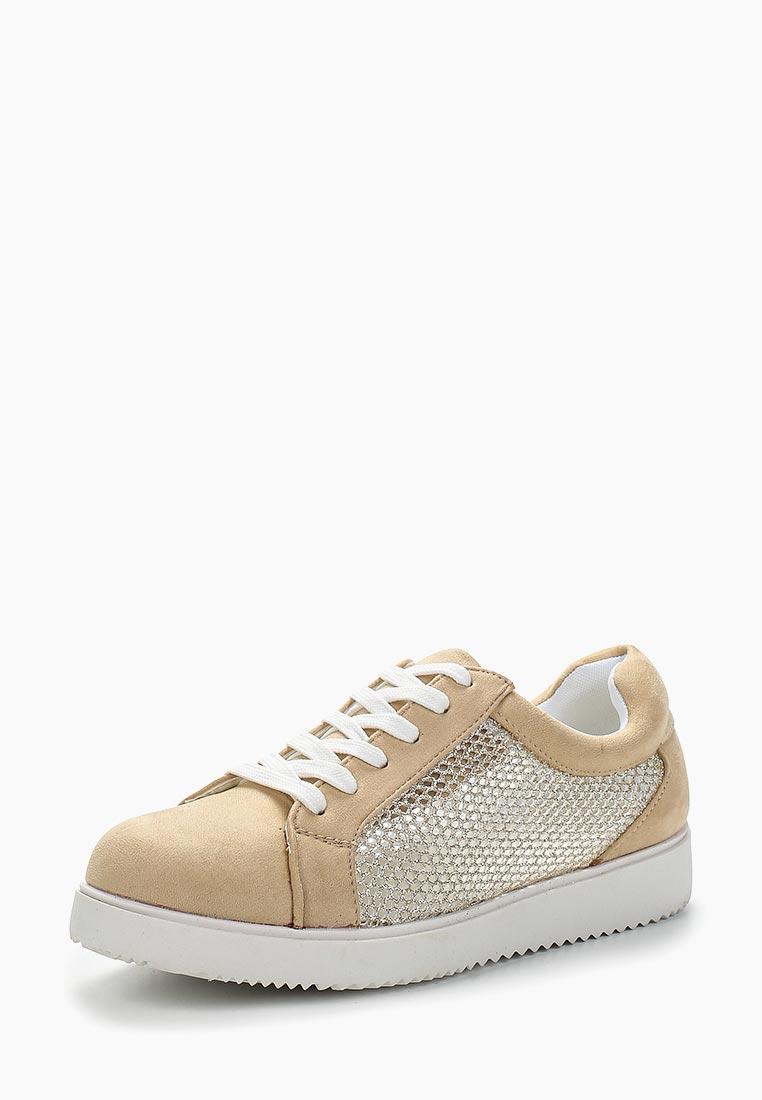 Женские кеды Ideal Shoes F-2770