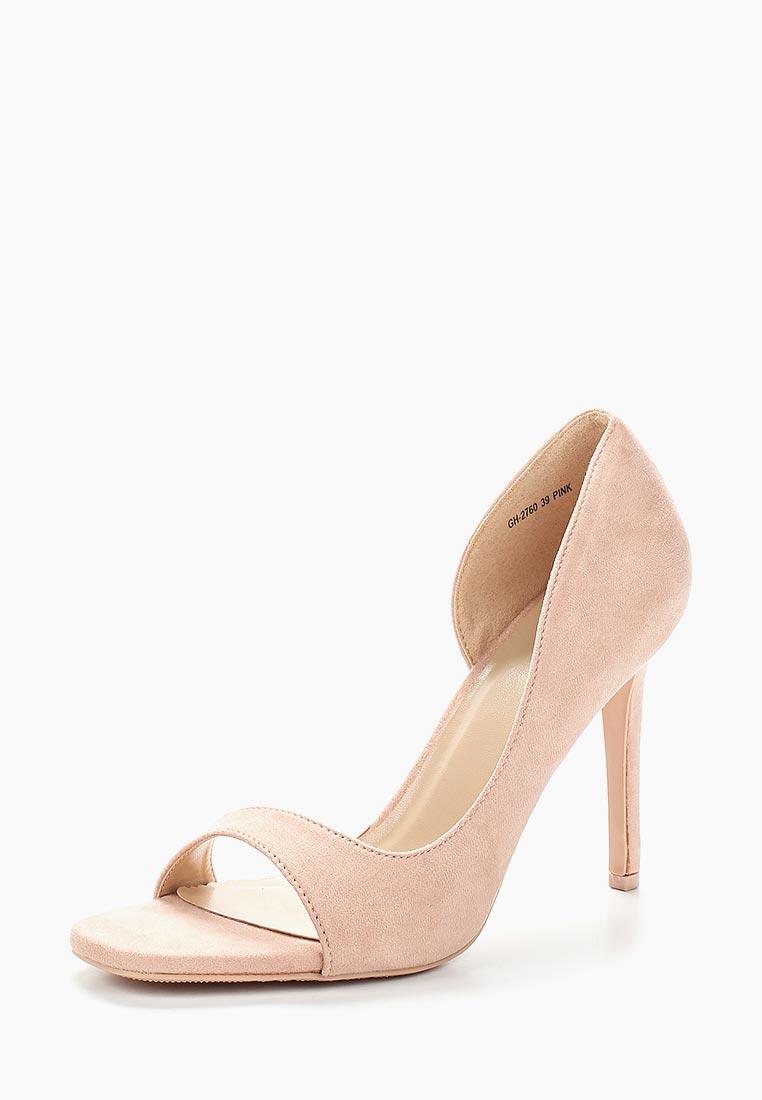 Женские туфли Ideal Shoes GH-2760