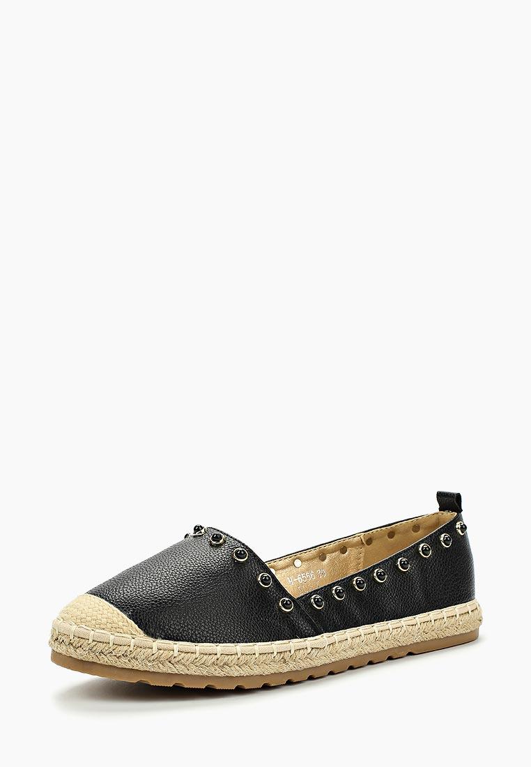 Женские эспадрильи Ideal Shoes H-6556