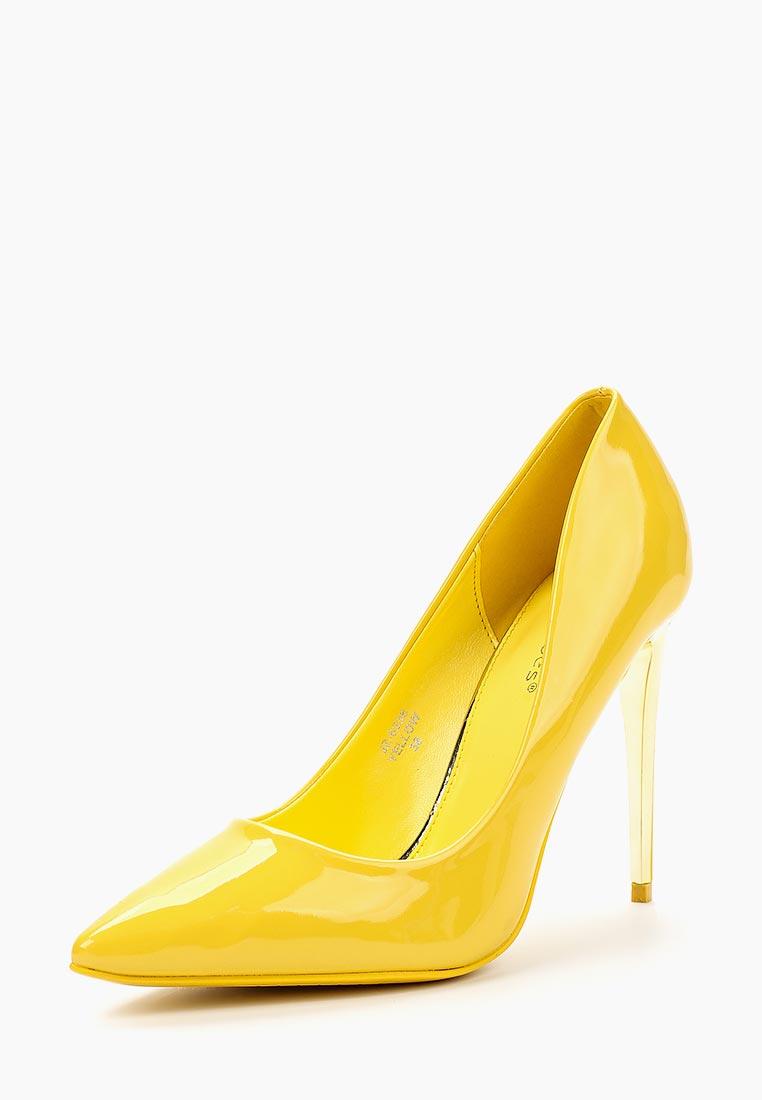 Женские туфли Ideal Shoes JZ-6338