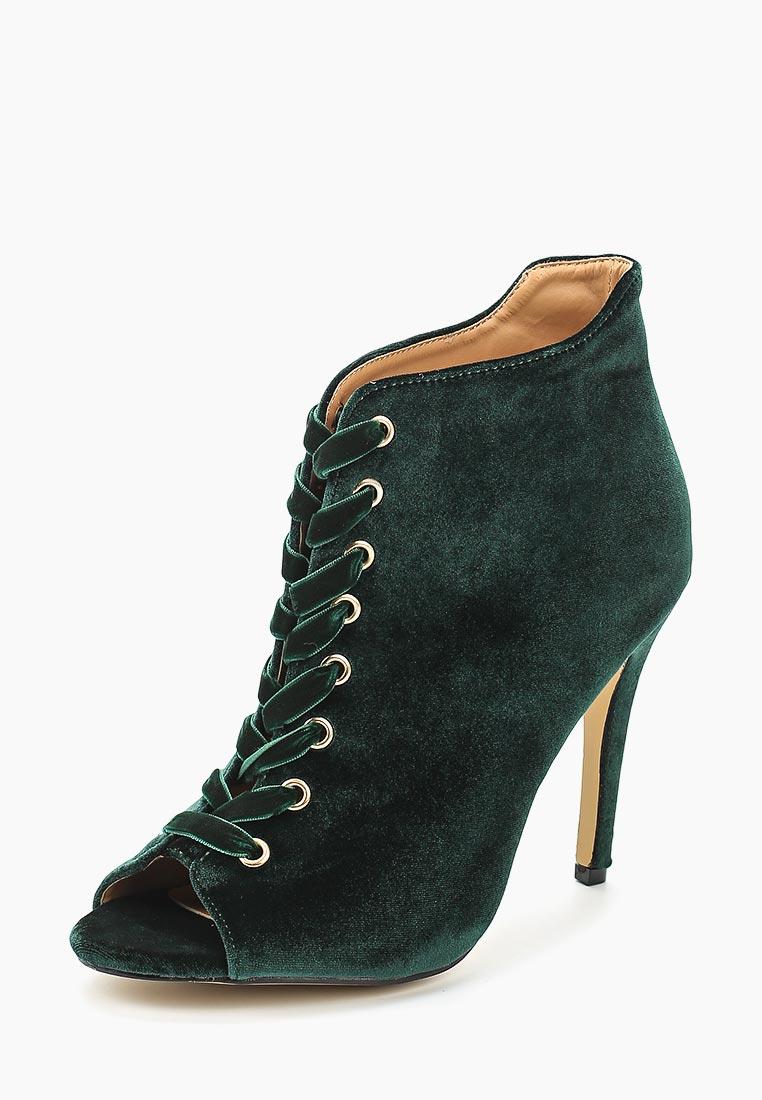 Женские ботильоны Ideal Shoes LA-6800