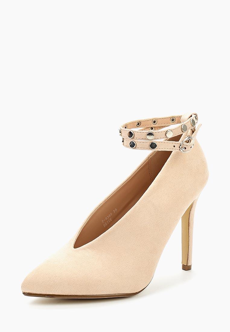 Женские туфли Ideal Shoes P-6360
