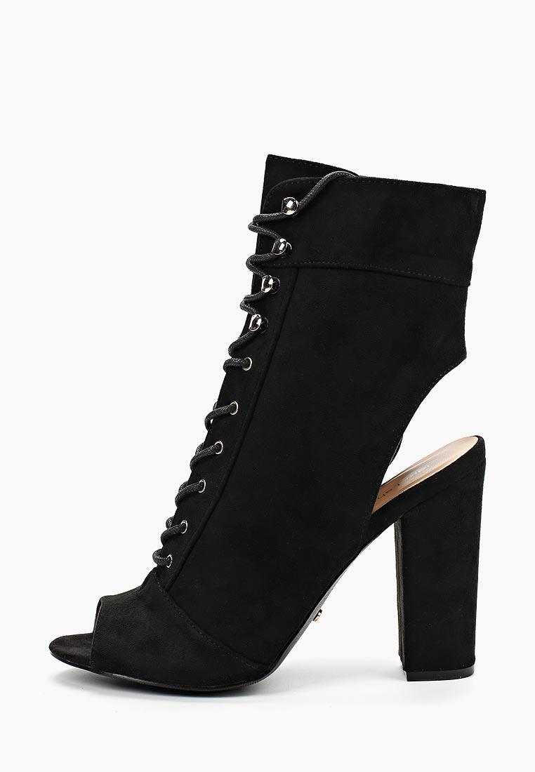 Женские ботильоны Ideal Shoes P-6361: изображение 2