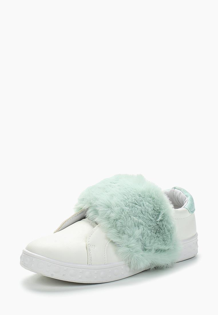 Женские кеды Ideal Shoes V-5513