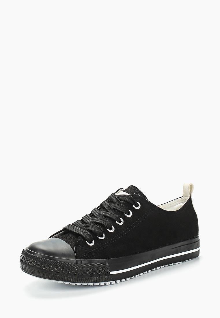 Женские кеды Ideal Shoes W-3080