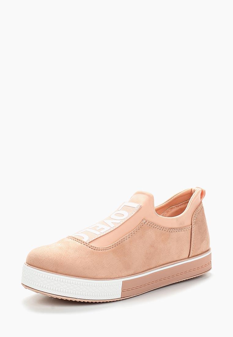 Женские кеды Ideal Shoes X-9707