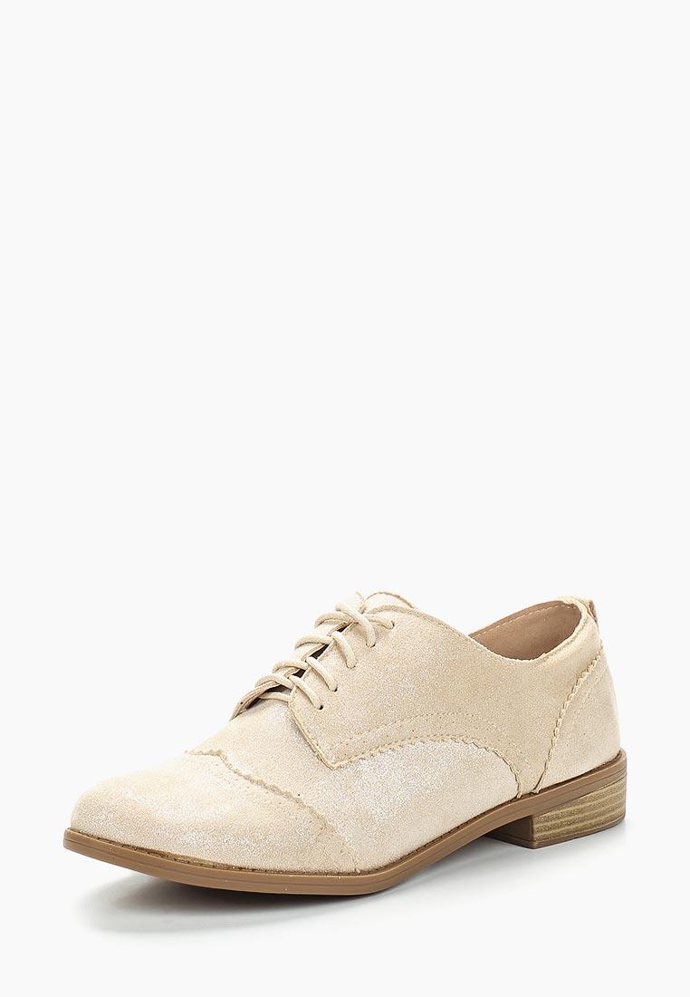Женские ботинки Ideal Shoes YS-2810: изображение 1