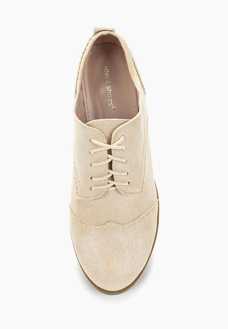 Женские ботинки Ideal Shoes YS-2810: изображение 4