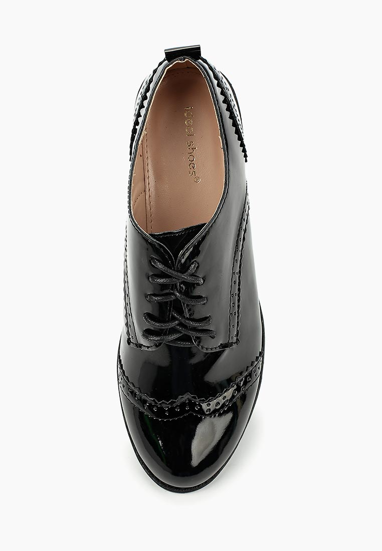 Женские ботинки Ideal Shoes YS-8709-1: изображение 4