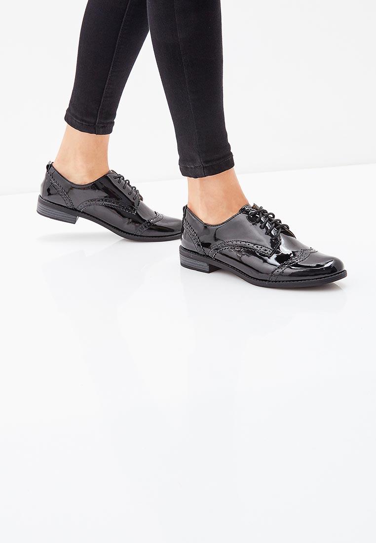Женские ботинки Ideal Shoes YS-8709-1: изображение 5