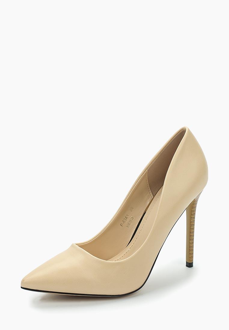 Женские туфли Ideal Shoes P-6343