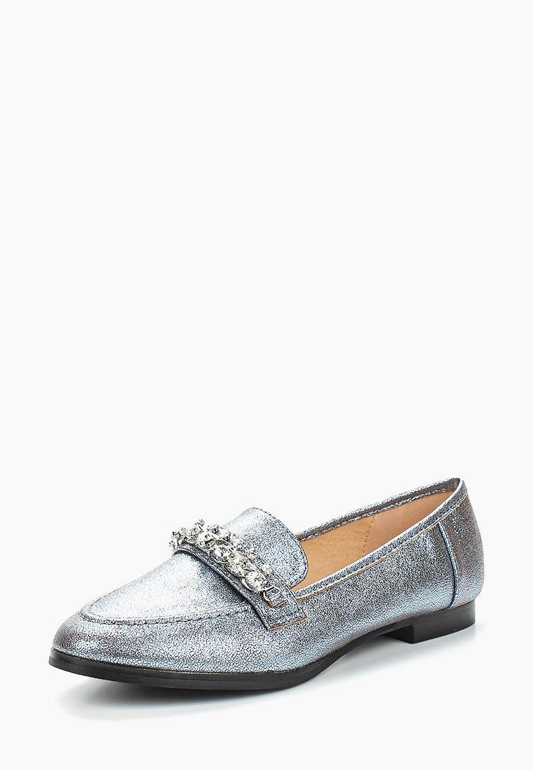 Женские лоферы Ideal Shoes A-9266