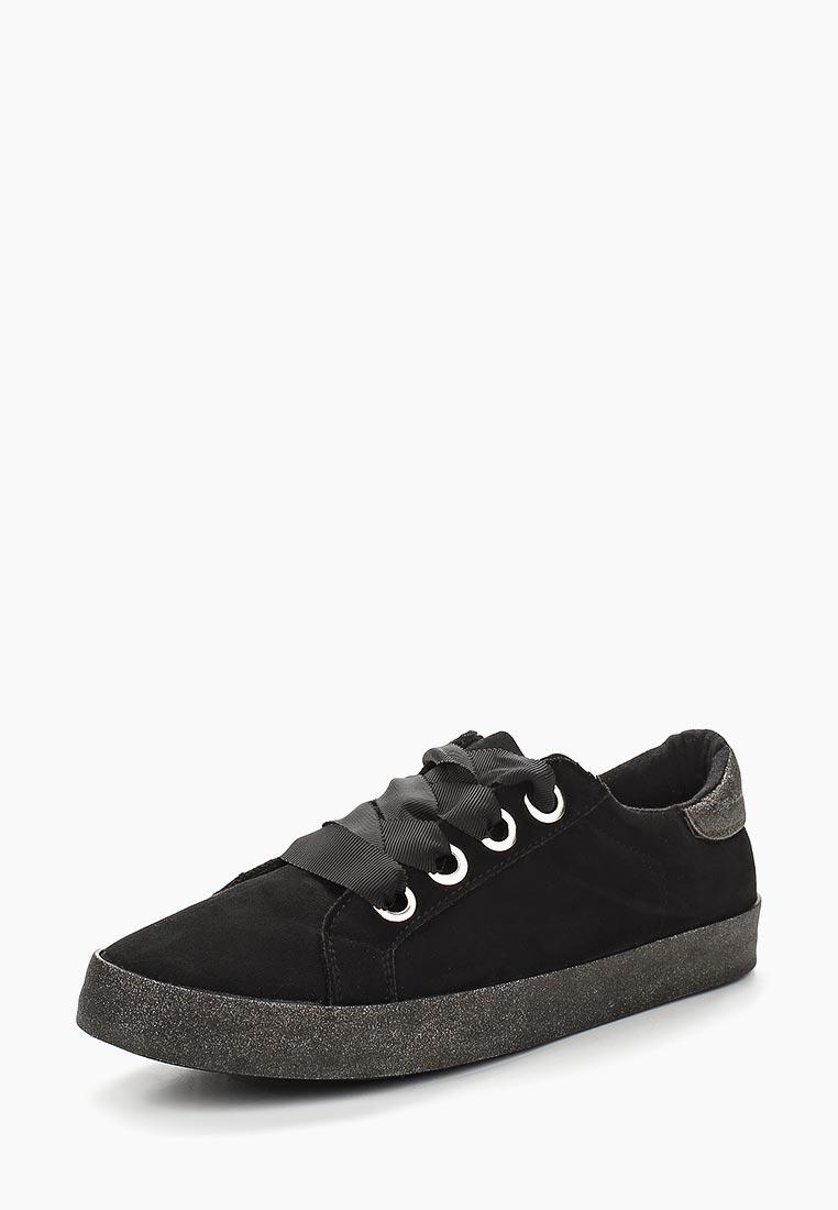 Женские кеды Ideal Shoes B-6831