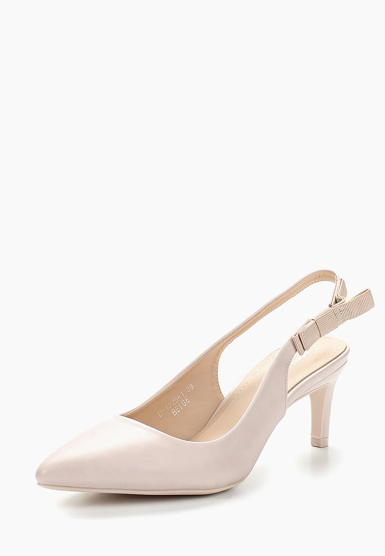 Женские туфли Ideal Shoes D-1225-1