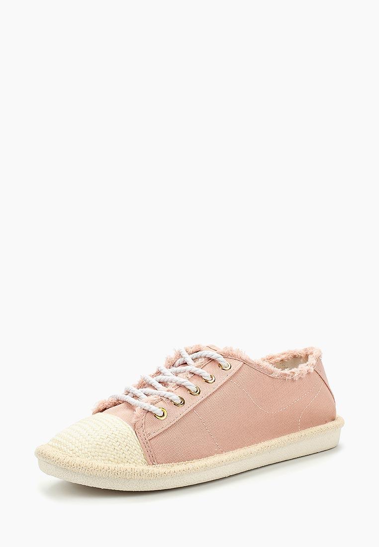 Женские кеды Ideal Shoes X-9716
