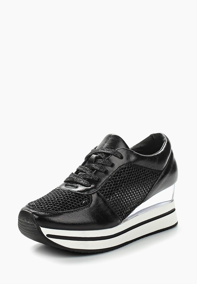 Женские кеды Ideal Shoes Z-2780