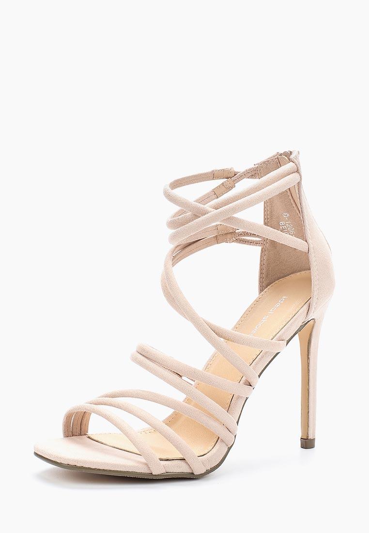 Женские босоножки Ideal Shoes D-1206-1