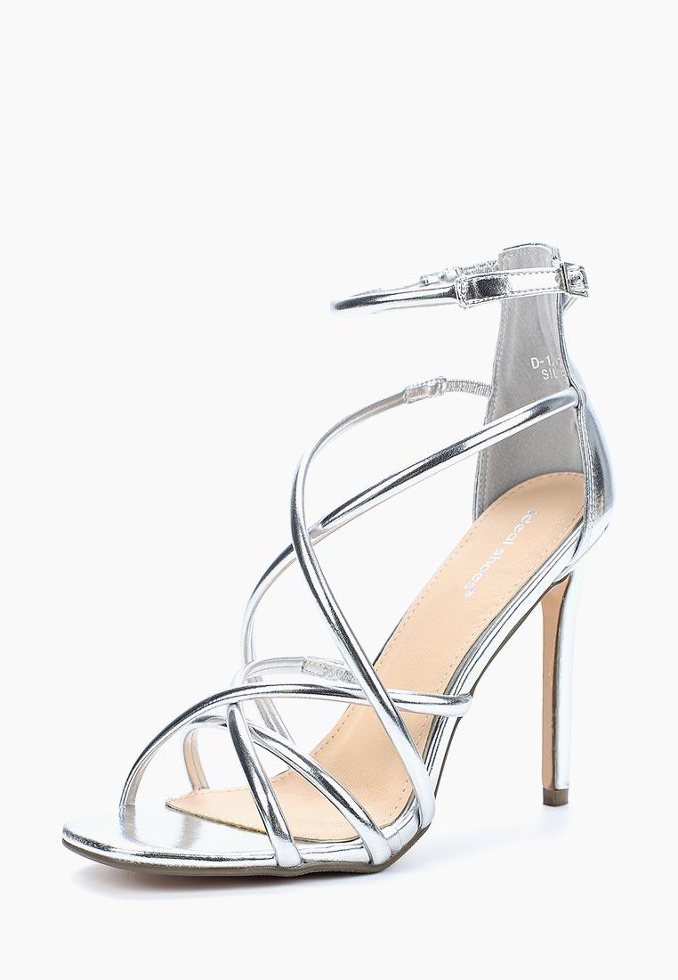 Женские босоножки Ideal Shoes D-1207
