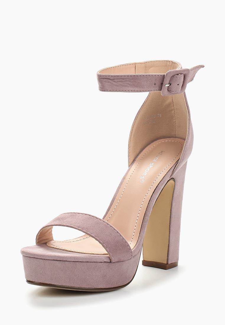 Женские босоножки Ideal Shoes P-6366