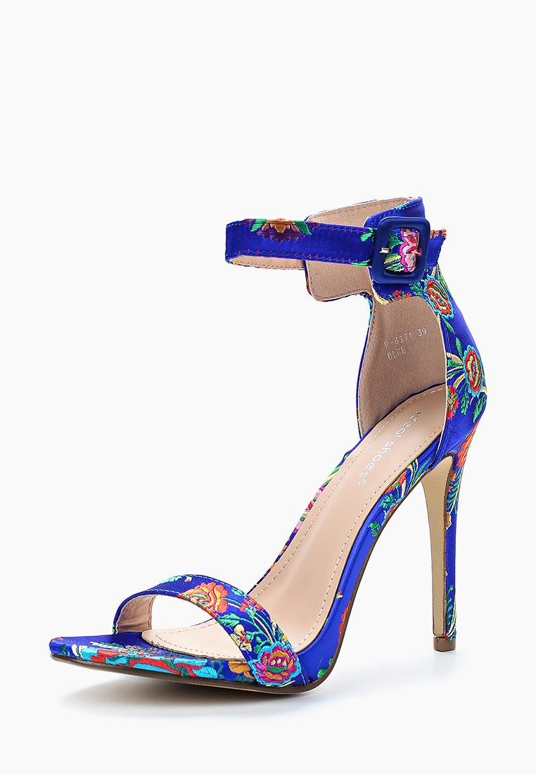 Женские босоножки Ideal Shoes P-6371