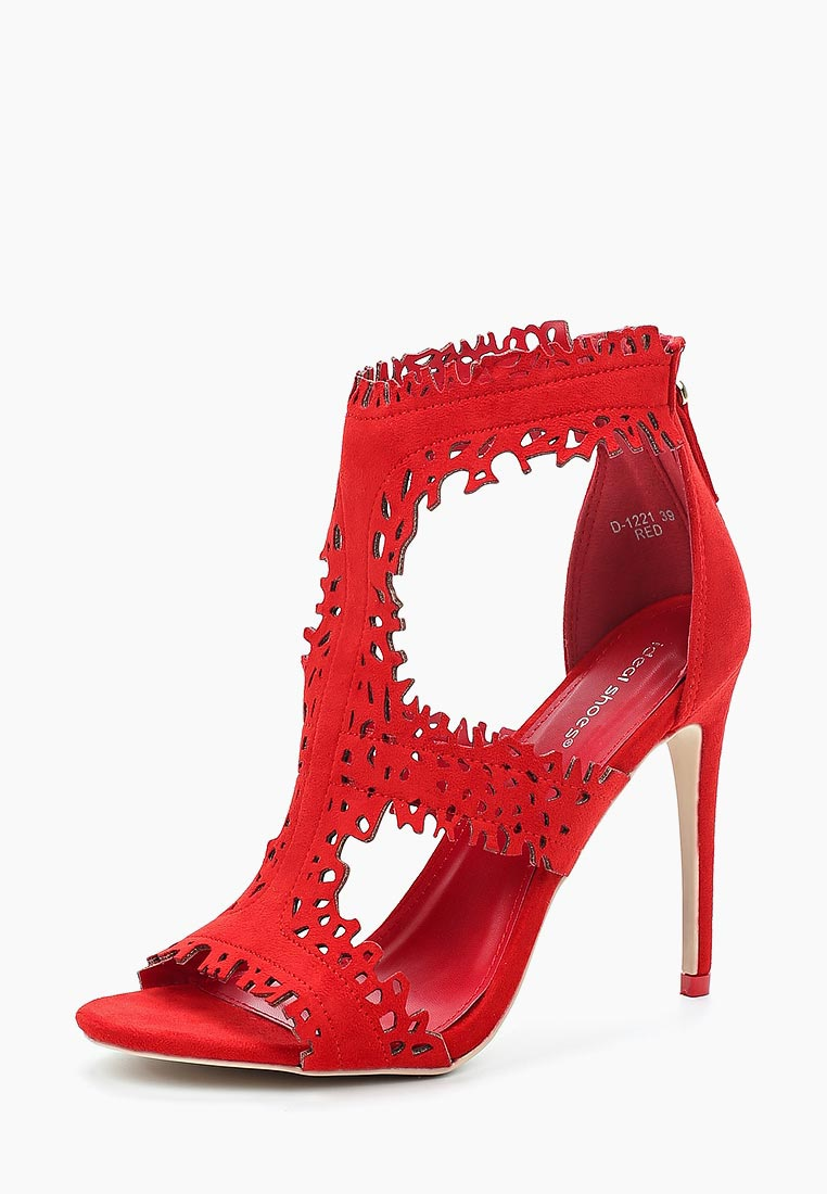 Женские босоножки Ideal Shoes D-1221