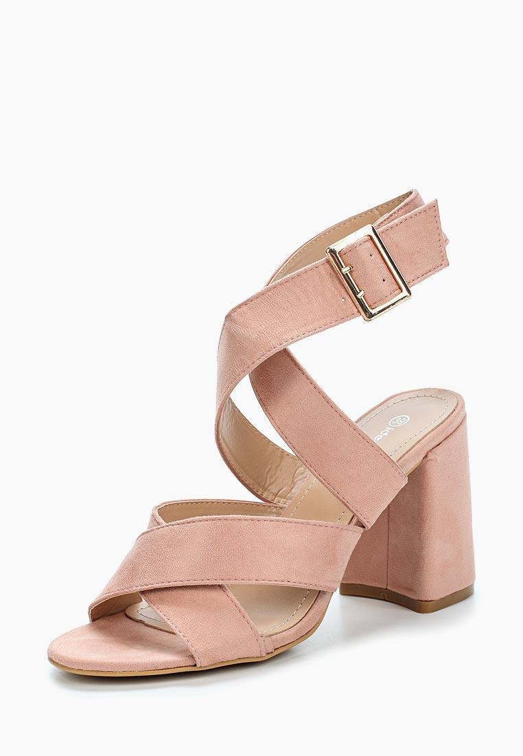 Женские босоножки Ideal Shoes F-3642