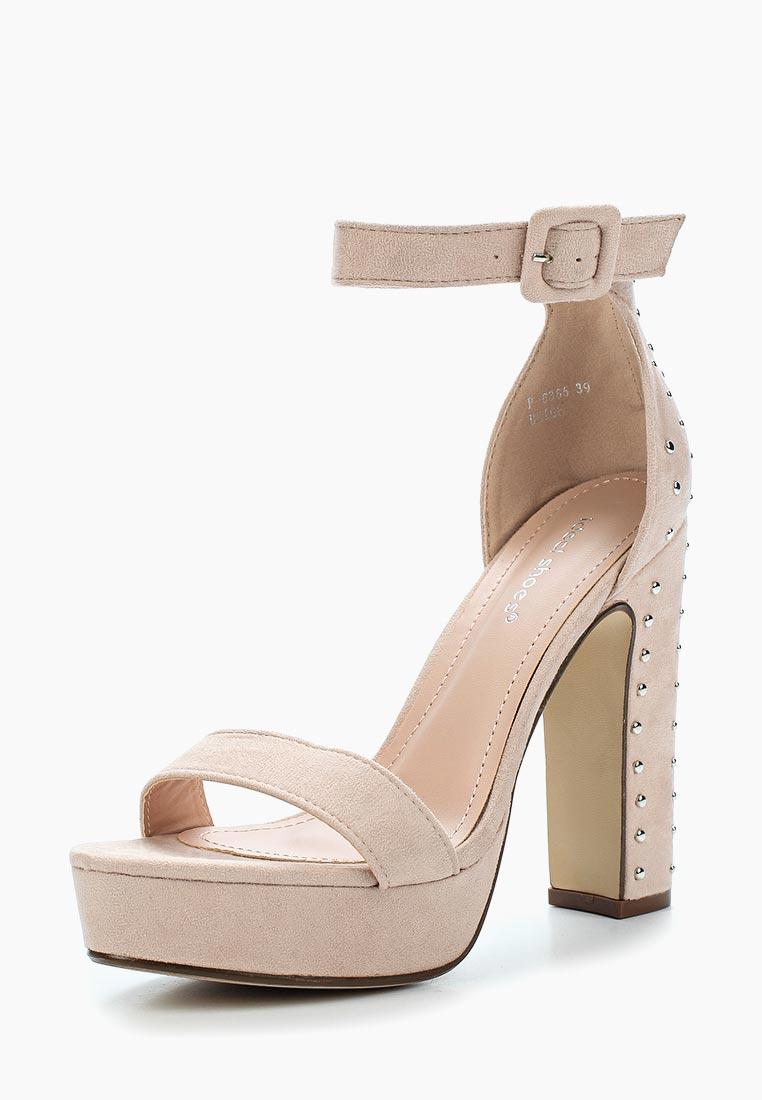 Женские босоножки Ideal Shoes P-6365