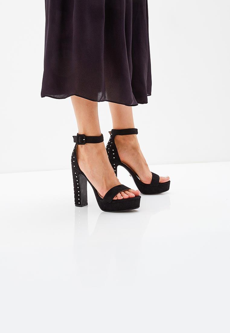 Женские босоножки Ideal Shoes P-6365: изображение 1