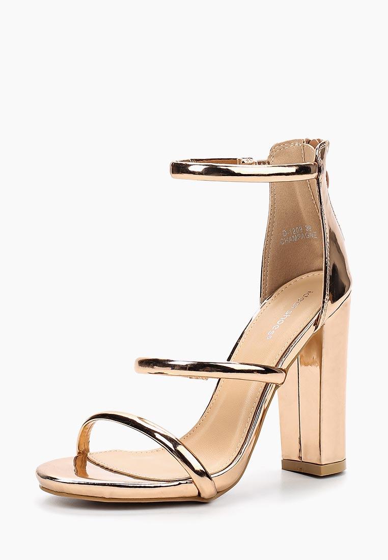 Женские босоножки Ideal Shoes D-1209