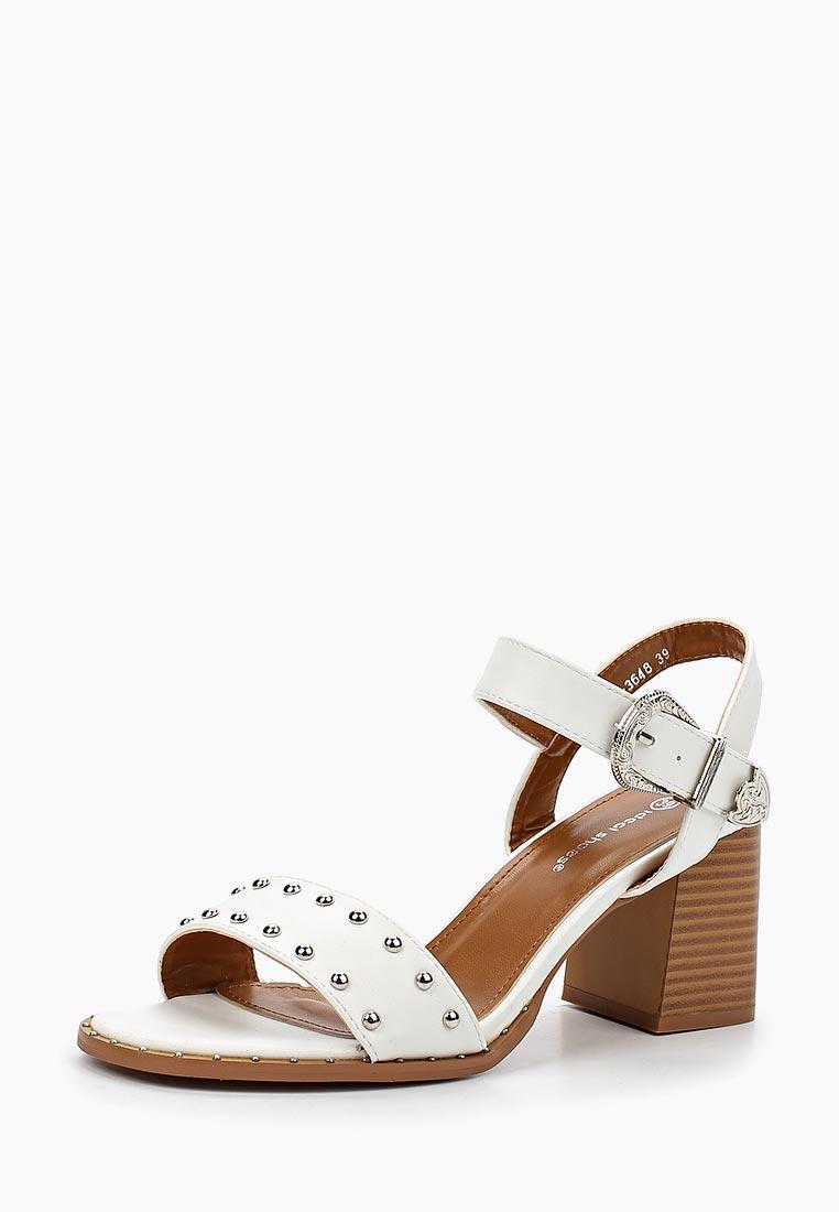 Женские босоножки Ideal Shoes F-3648