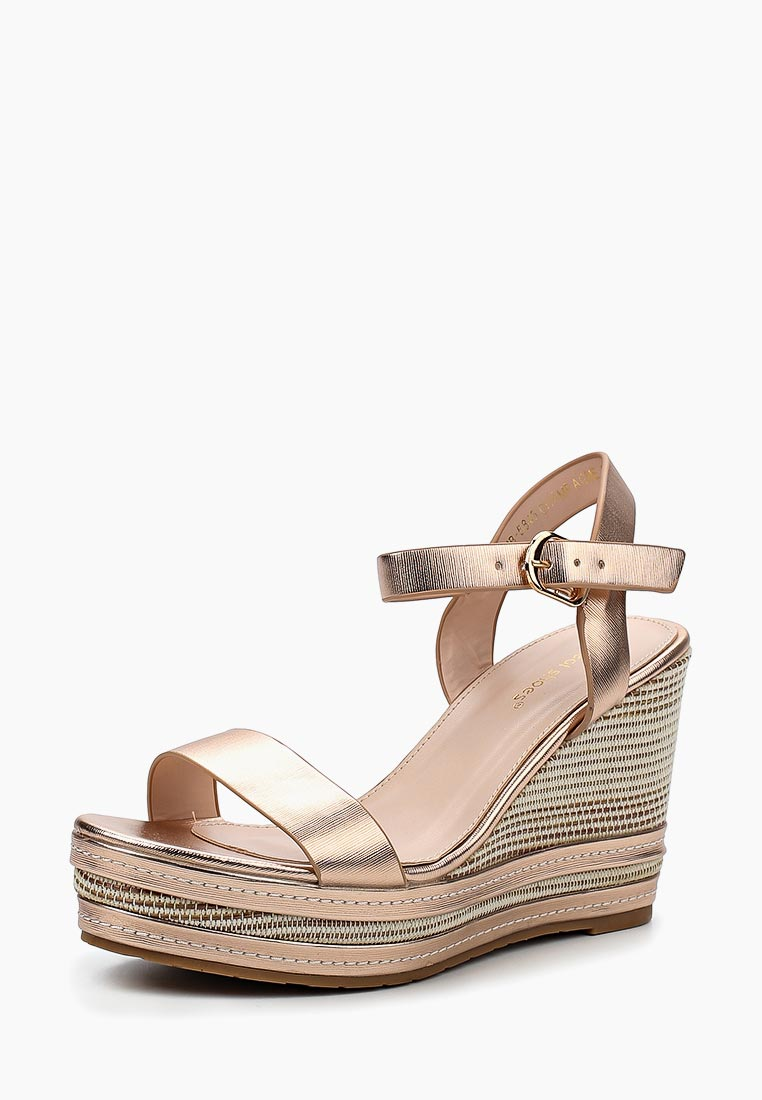 Женские босоножки Ideal Shoes MB-5845