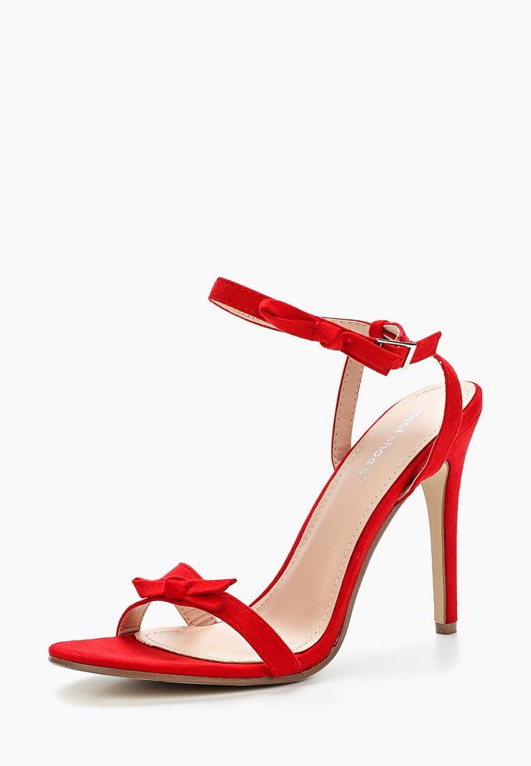 Женские босоножки Ideal Shoes P-6368