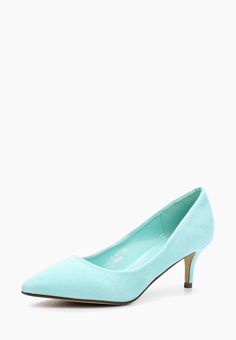Женские туфли Ideal Shoes P-6377