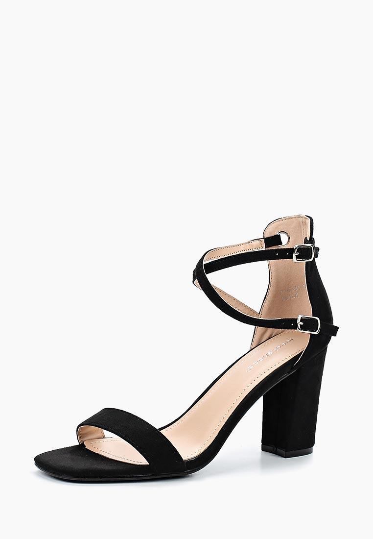 Женские босоножки Ideal Shoes P-6381