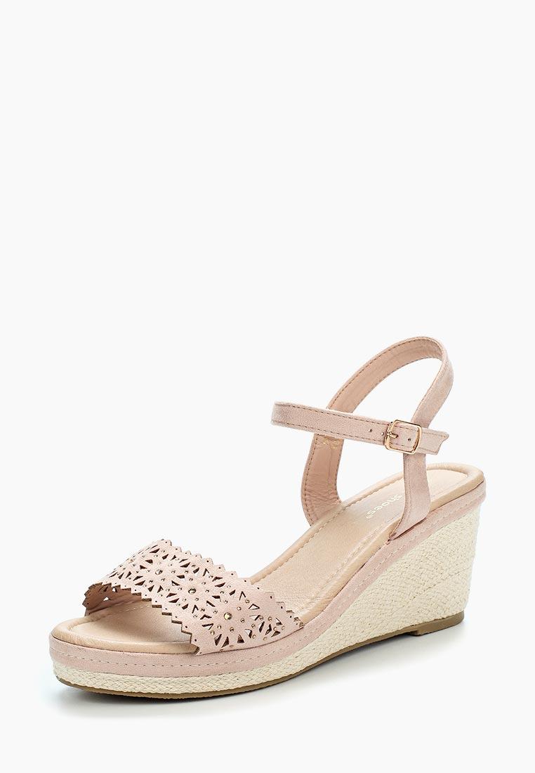 Женские эспадрильи Ideal Shoes SR-2816