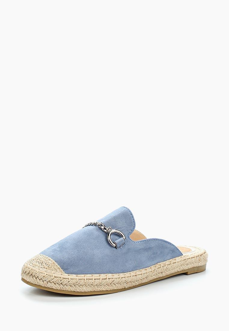 Женские эспадрильи Ideal Shoes 2798