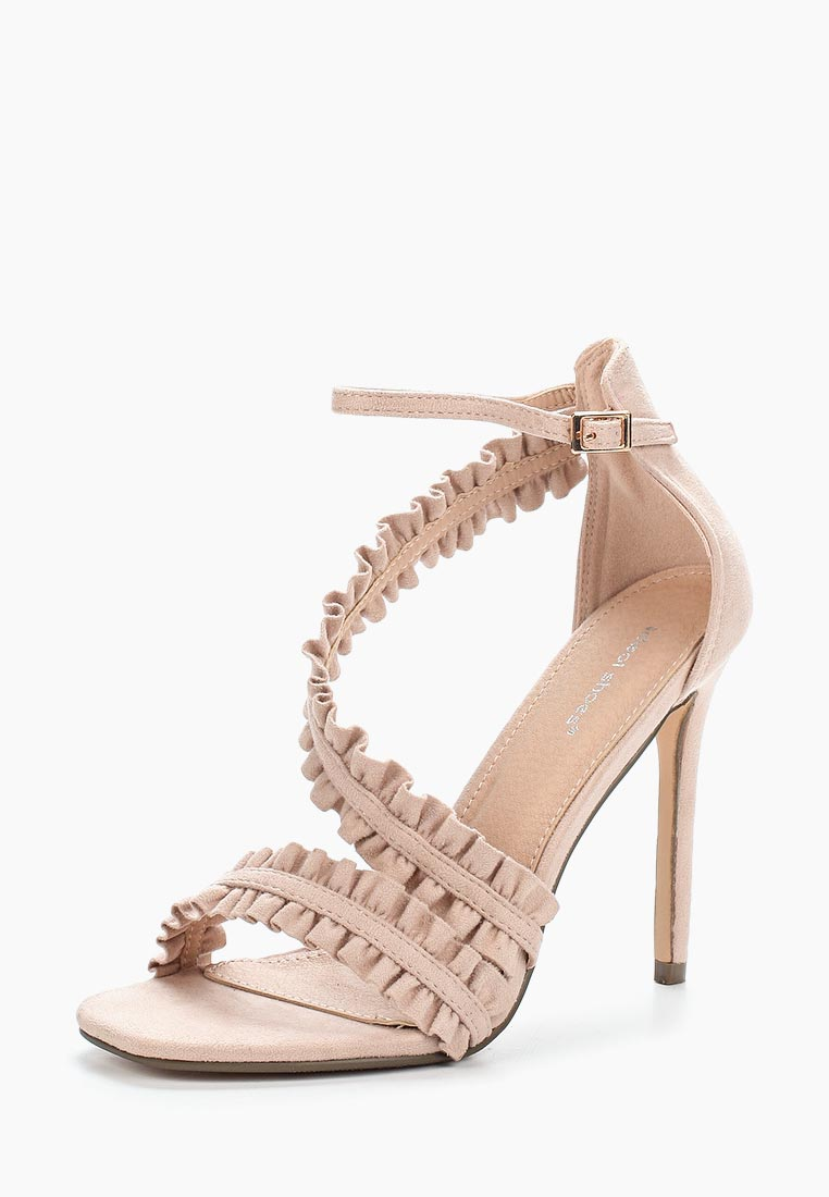 Женские босоножки Ideal Shoes D-1215