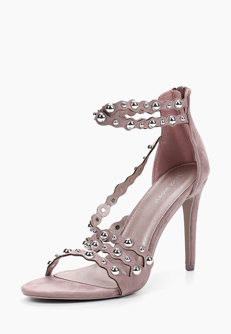 Женские босоножки Ideal Shoes D-1218
