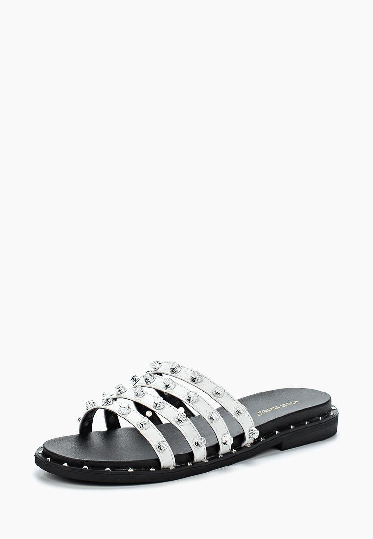 Женские сабо Ideal Shoes LK-2802