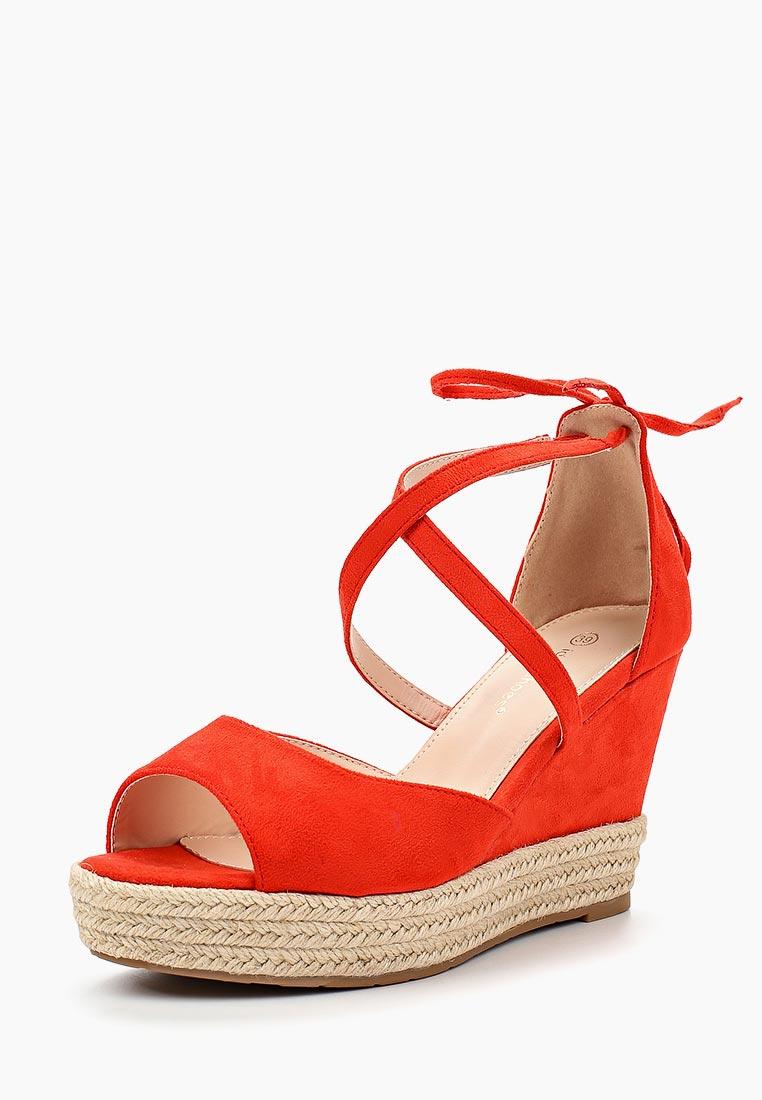 Женские босоножки Ideal Shoes MB-5851