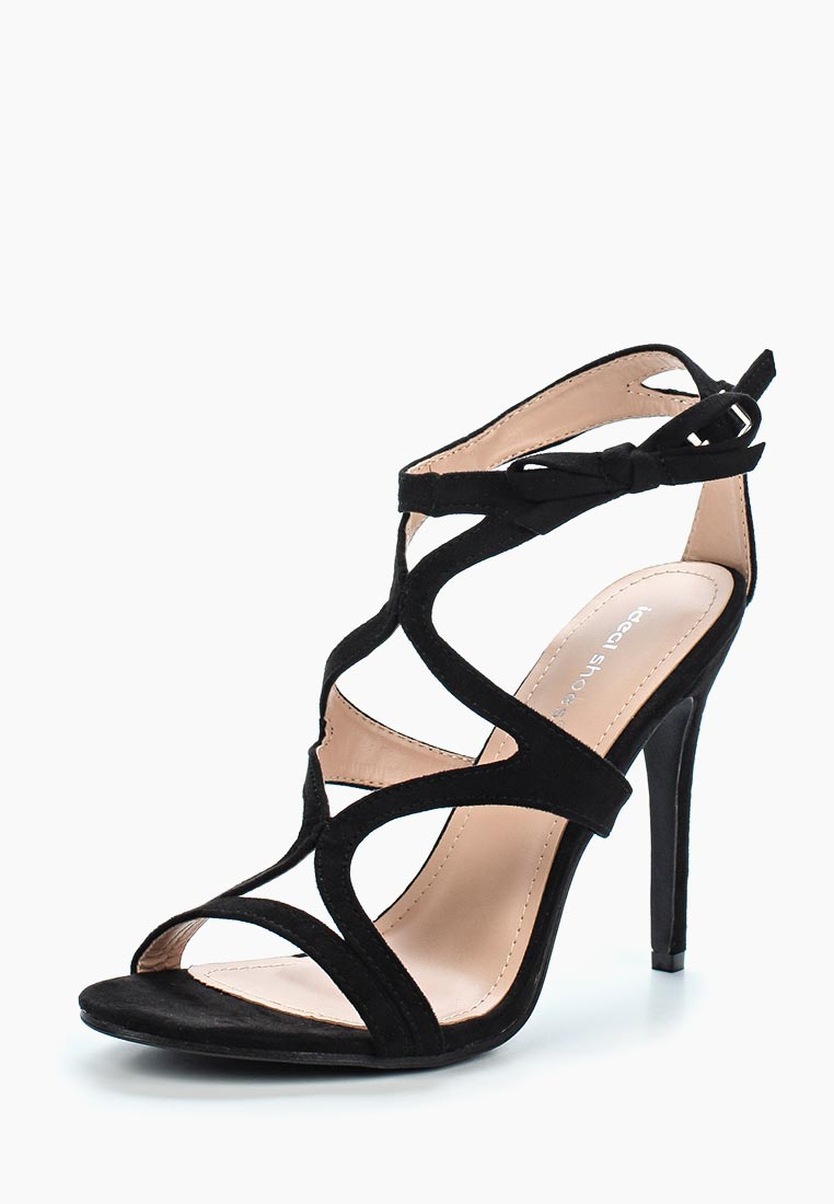 Женские босоножки Ideal Shoes P-6367