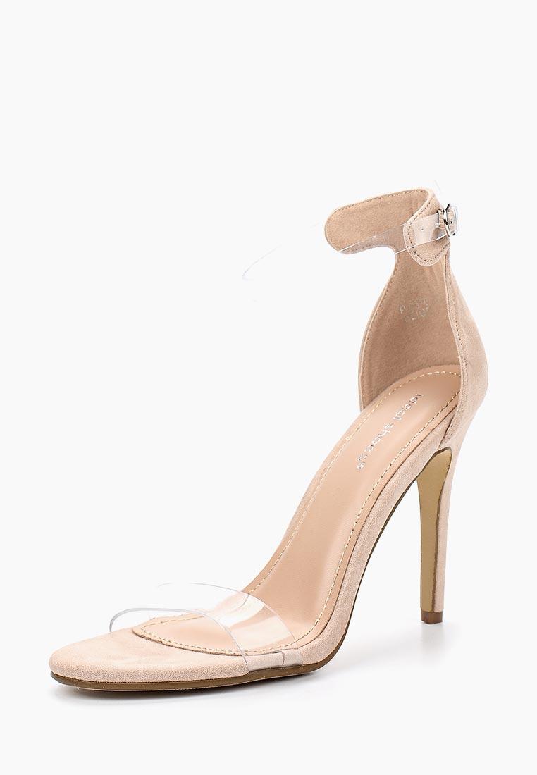 Женские босоножки Ideal Shoes P-6370
