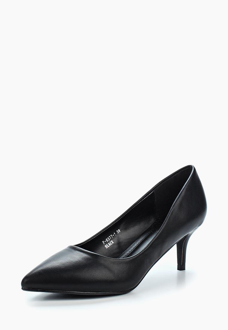 Женские туфли Ideal Shoes P-6377-1